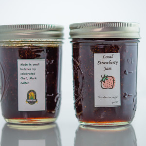 Local Strawberry Jam